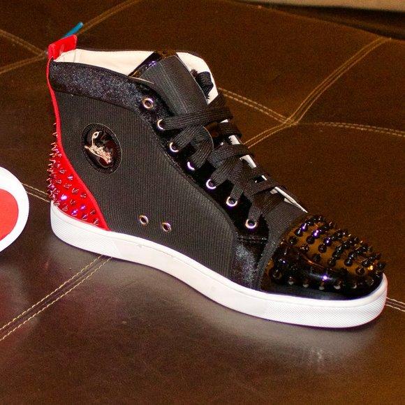 Christian Louboutin Shoes | Lou Spikes